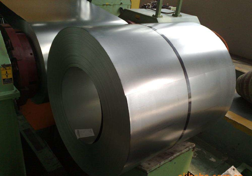600-1800MM Cold Rolled Galvanized Steel Coil Q195, SPCC, SAE 1006 Grade